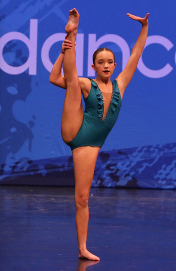 Age divisions dance image