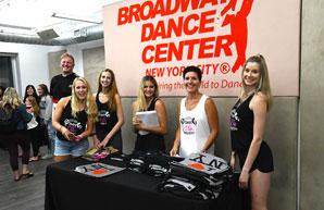 Dance center image